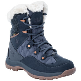 Jack Wolfskin Aspen Texapore Mid Shoes Women, dark blue/blue